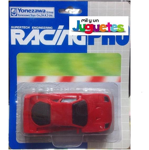 1 Auto Racing Pro Ferrari Para Pistas A Pila Scalectrix 6 V