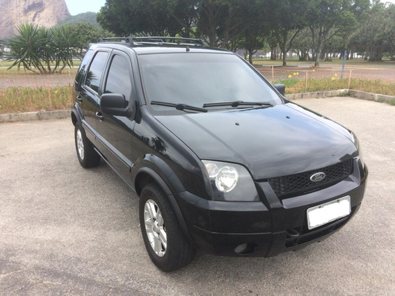 Ford Ecosport Xlt 1.6 Flex 5p 06/07, Familiar, Ótimo Estado!