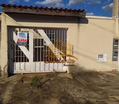 Imagem 1 de 12 de Casas - Aluguel - Jardim Amanda I - Cod. 417 - L417