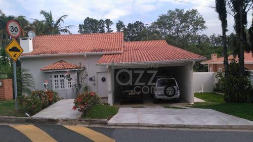 Casa Com 4 Dormitórios À Venda, 370 M² Por R$ 1.600.000,00 - Condomínio Marambaia - Vinhedo/sp - Ca5613