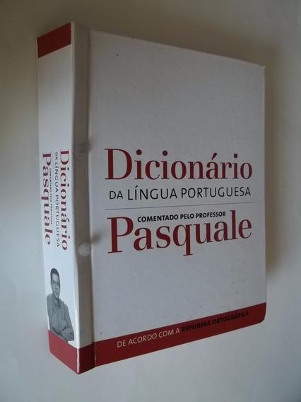 Livro - Dicionário Da Lingua Portuguesa - Professor Pasquale