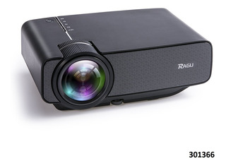 Proyector Mini Video Proyector Ragu Z400 Led Home W01