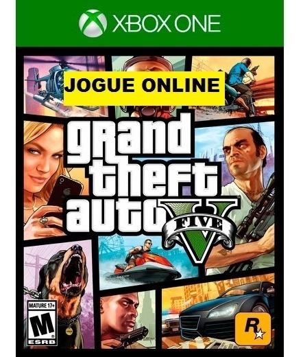 Gta V Xbox One Digital Online