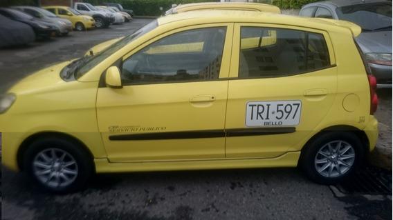 Taxi Kia Picanto 2011 De Coopebello Full