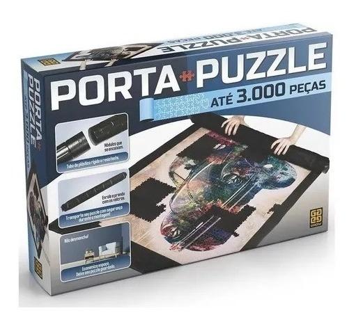 Porta-puzzle Até 3000 Peças - Grow 03604