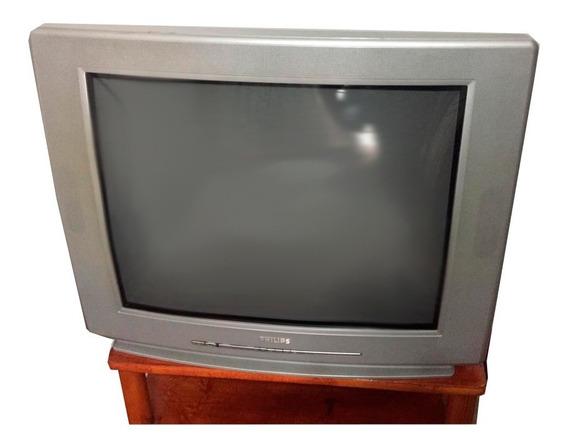 Tv Estéreo Philips 29 - 29pt4647/78 - Funcionando