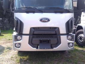 Ford Cargo 2429 Ano 2016 Torqshift Top De Linha Cabine Leito