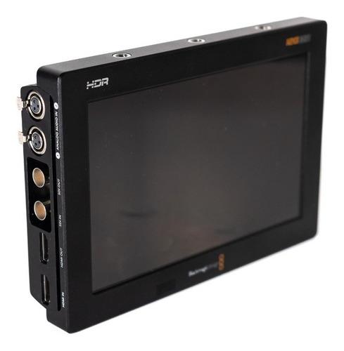 The New Blackmagic Design 12g 7-inch Video Assist 4k