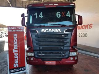 Scania R560 V8 6x4 = Fh540 = 2651