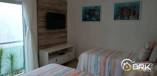 Imagem 1 de 23 de Casa Com 4 Dormitórios À Venda Por R$ 4.800.000,00 - Praia Da Enseada - Bertioga/sp - Ca0554