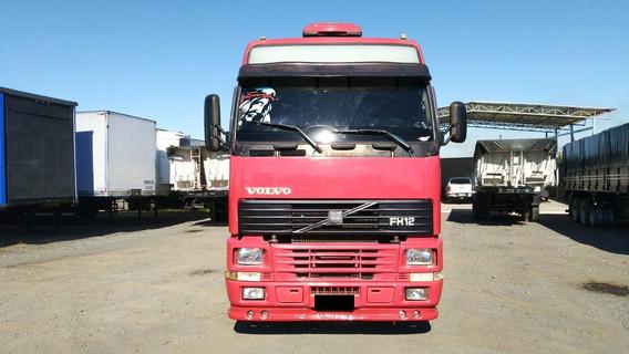 Volvo Fh12 380 6x2 1994/94 Vermelho (3702)