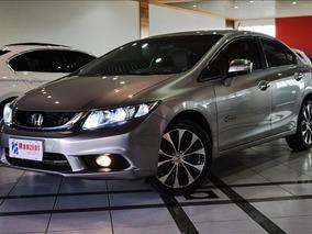 Honda Civic 2.0 Exr 16v Flex Automático
