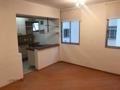Imagem 1 de 13 de Apartamento Com 1 Dormitório À Venda, 43 M² Por R$ 420.000 - Perdizes - São Paulo/sp - Ap2147