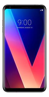 Celular Lg V30 Plus. 128gb 4gb 16mp+13mp Dual Lacrado+brinde