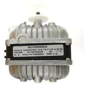 Motor Ventilador Motorvenca 10w 1e 115v 1550rpm Cnr-3928