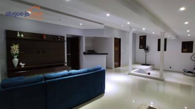 Casa Com 4 Dormitórios À Venda, 240 M² Por R$ 800.000 - Jardim Das Indústrias - São José Dos Campos/sp - Ca1963
