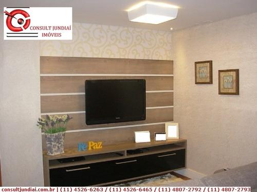 Imagem 1 de 29 de Apartamentos À Venda  Em Jundiaí/sp - Compre O Seu Apartamentos Aqui! - 1228674