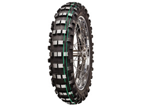 Pneu Mitas Hard Enduro 140/80-18 Ef-07 Double Green.