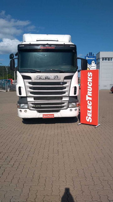 Scania R470 6x4
