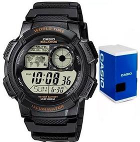 0d48d37f4318 Reloj Casio Deportivo - Reloj para de Hombre Casio en Mercado Libre ...