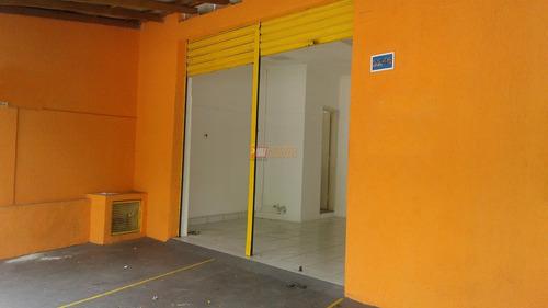 Salao Comercial No Bairro Anchieta Em Sao Bernardo Do Campo - L-28965