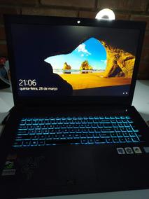Notebook Avell W1711 - Perfeito Estado I7 Gtx 1050 16gb Ram