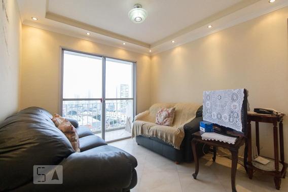 Apartamento No 7º Andar Mobiliado Com 2 Dormitórios E 1 Garagem - Id: 892992805 - 292805