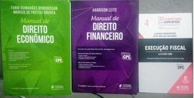 Direito Econômico + Direito Financeiro + Execução Fiscal