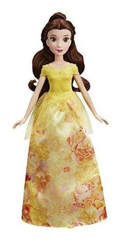 Imagen 1 de 6 de Disney Princess Royal Shimmer Belle Doll