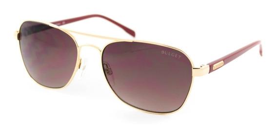 Óculos De Sol Bulget - Bg3166 04b - Dourado