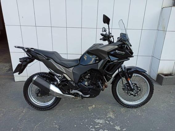 Kawasaki Versys X 300 C/bagageiro E Protetor Lateral