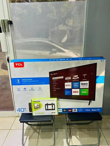 Smart Tv Tcl Full Hd 1080p 40 Pulgadas