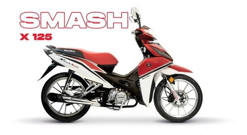 Gilera Smash 125x Trimoto Agencia Oficial