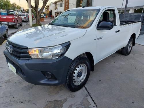 Toyota Hilux 2.4 Tdi 6mt Dx Cs - 2019 - 106.000km -