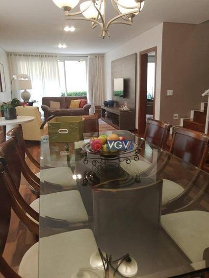 Sobrado Com 4 Dormitórios À Venda, 299 M² Por R$ 2.500.000,00 - Planalto Paulista - São Paulo/sp - So0925
