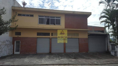 Imagem 1 de 25 de Prédio, 330 M² - Venda Por R$ 2.200.000,00 Ou Aluguel Por R$ 12.000,00/mês - Vila Pirituba - São Paulo/sp - Pr0069