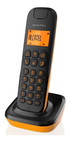Telefono Inalambrico Alcatel D135 Color Blanco Y Negro