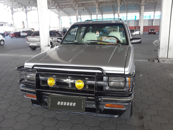 Chevrolet Mini Blazer 6 En V