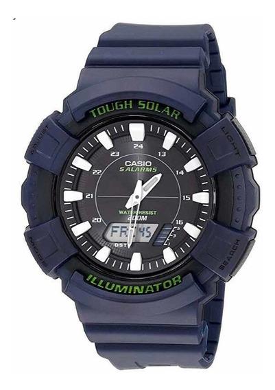 Relógio Masculino Casio Anadigi Esportivo Ad-s800wh-2avdf