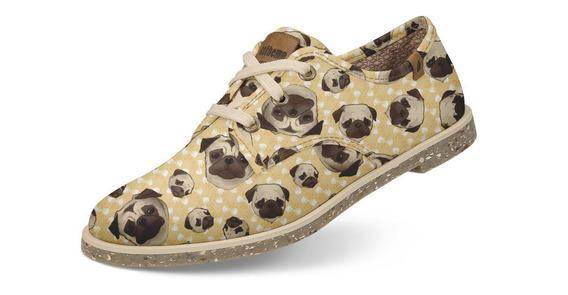 Sapato Casual Legend Vegano Pug Art Usthemp