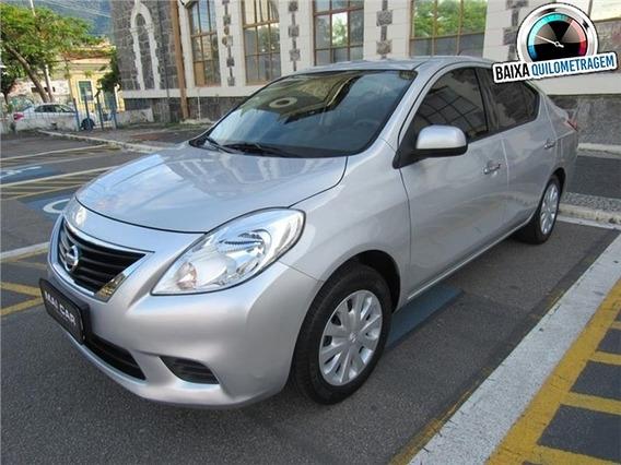 Nissan Versa 1.6 Sv 16v Flex 4p Manual