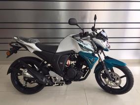 Yamaha Fz Fi S Naked Fz16 2.0 Calle Moto 150 Nueva 2017 Bi