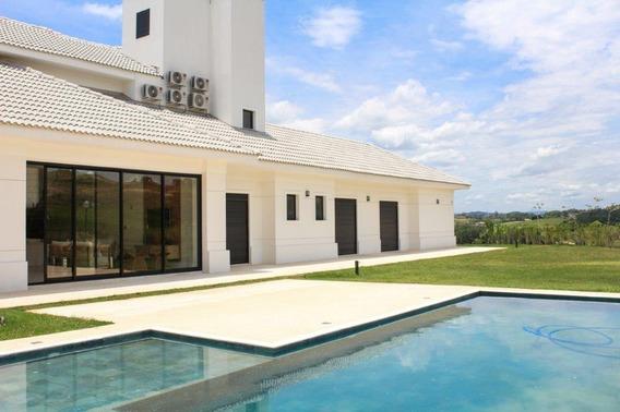 Casa De Condomínio À Venda, 5 Quartos, 4 Vagas, Condomínio Terras De São José Ii - Itu/sp - 10853