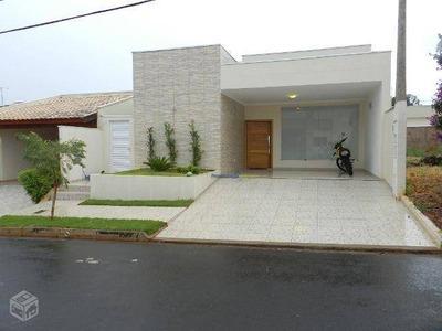 Casa À Venda, Residencial Amazonas, São José Do Rio Preto. - Ca1254