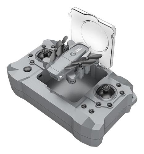 Imagen 1 de 7 de Pocket Drone Kids Gift Toys One Batería Individual 1080p