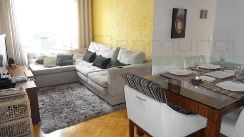 Apartamento Para Venda, 3 Dormitório(s), 61.0m² - 5911