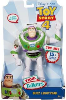 Buzz Lightyear True Talkers Frases En Español Envio Gratis