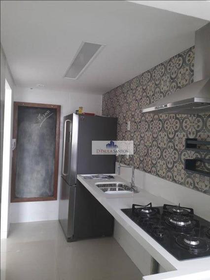Apartamento Com 2 Dormitórios À Venda, 59 M² Por R$ 439.900 - Vila Canero - São Paulo/sp - Ap0199