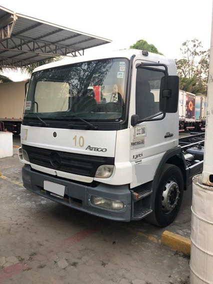 Mb Atego 1315 Toco 4x2 Ano 2005 No Chassi.