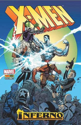 X-men Inferno Volume 1 Marvel Panini Comics